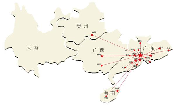 广东省南方电力职业培训学院基地网点